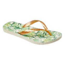 Reef Escape Lux + Print Womens Flip Flops