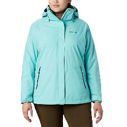 Columbia Bugaboo II Interchange Plus Womens Insulated Ski Jacket 2020