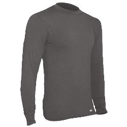 PolarMax 4-Way Stretch Crew Mens Long Underwear Top