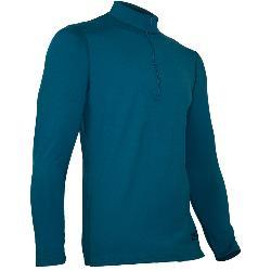 PolarMax Core 3.0 Zip Mock Neck Mens Long Underwear Top