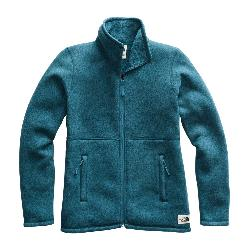 The North Face Crescent Full Zip Womens Mid Layer
