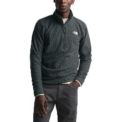 The North Face Textured Cap Rock 1/4 Zip Mens Mid Layer