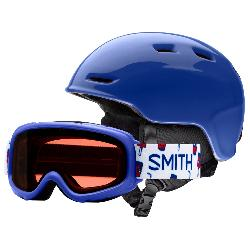 Smith Zoom Jr. and Gambler Combo Kids Helmet 2020