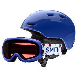 Smith Zoom Jr. and Gambler Combo Kids Helmet 2020