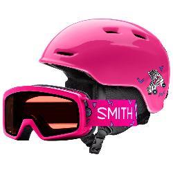 Smith Zoom Jr. and Rascal Kids Helmet 2020