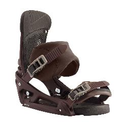 Burton Malavita Leather EST Snowboard Bindings 2020