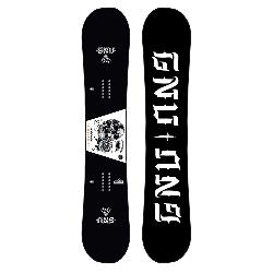 Gnu Riders Choice Asym C2X Wide Snowboard 2020