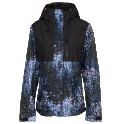 Roxy Jetty 3-in-1 Womens Insulated Snowboard Jacket