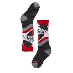 SmartWool Wintersport Yo Yetti Kids Ski Socks