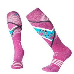 SmartWool PHD Ski Le Pattern W Womens Ski Socks