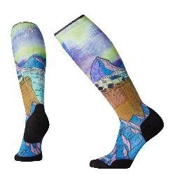 SmartWool PHD Ski Light Elite Northern Dream W Womens Ski Socks