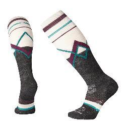 SmartWool PhD Ski Ultra-Light Pattern Womens Ski Socks