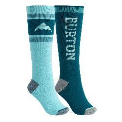 Burton Weekend 2-Pack Womens Snowboard Socks