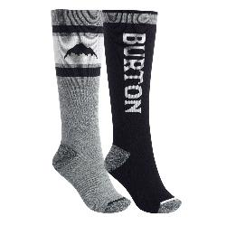 Burton Weekend 2-Pack Womens Snowboard Socks