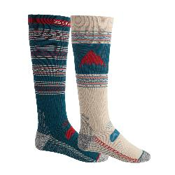 Burton Performance Lightweight 2-Pack Snowboard Socks
