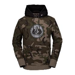 Volcom V. CO Rain Fleece Mens Hoodie
