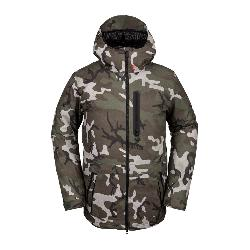 Volcom Deadly Stones Mens Insulated Snowboard Jacket 2020