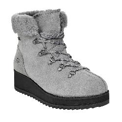 UGG Birch Lace-Up Shearling Womens Boots