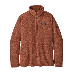 Patagonia Better Sweater 1/4 Zip Womens Mid Layer 2020