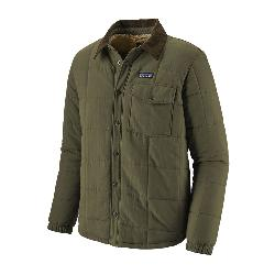 Patagonia Isthmus Quilted Shirt Mens Jacket