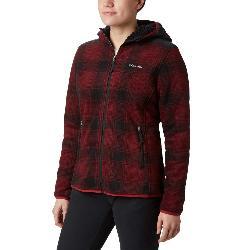 Columbia Winter Pass Print Fleece Full Zip Womens Jacket