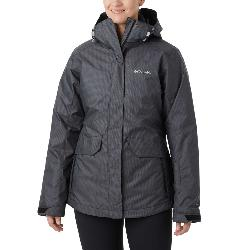Columbia Emerald Lake II Interchange Womens Insulated Ski Jacket 2020