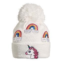 Turtle Fur Unicorn Kids Hat