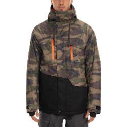 686 Geo Mens Insulated Snowboard Jacket 2020