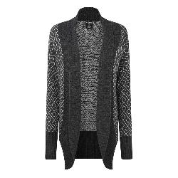 Sherpa Putali Cocoon Cardigan Womens Sweater