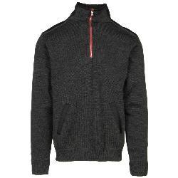 HOLEBROOK Gregor 1/4 Zip Mens Sweater