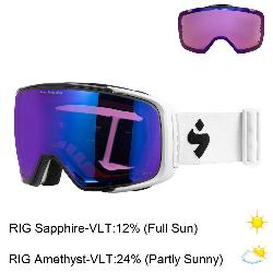 Sweet Protection Interstellar RIG + Bonus Lens Goggles 2020
