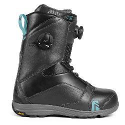 Nidecker Lunar H-Lock Focus Womens Snowboard Boots 2019