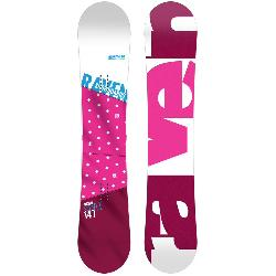 RAVEN Style Pink Womens Snowboard