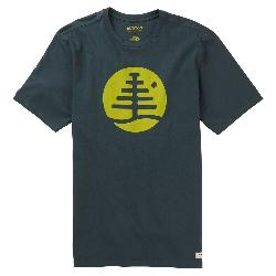 Burton Family Tree Men's T-Shirt