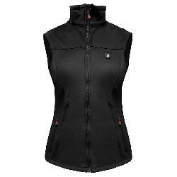 Action Heat 5 V Heated Womens Softshell Vest Womens Vest