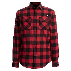 Action Heat 5 V Heated Flannel Shirt