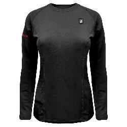 Action Heat 5 V Heated Womens Long Underwear Top