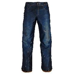 686 Deconstructed Denim Womens Snowboard Pants 2019
