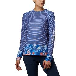 Columbia Super Tidal Tee LS Womens Shirt 2020