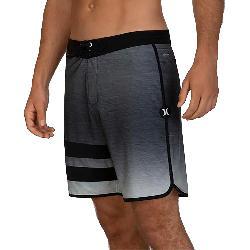 Hurley Phantom Block Party Keep Cool 18in Mens Board Shorts