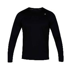 Hurley Quick Dry Long Sleeve Tee Mens Rash Guard 2020