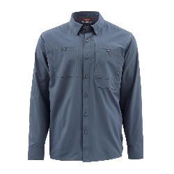 Simms Double Haul Long Sleeve Mens Shirt 2020