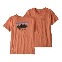 Patagonia Free Hand Fitz Roy Womens T-Shirt 2020