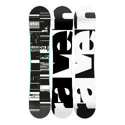 RAVEN Supreme Black Mint Womens Snowboard