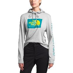 The North Face 66 California Tri-Blend Womens Hoodie (Previous Season) 2020