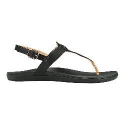 OluKai Ekekeu Womens Flip Flops
