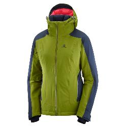 Salomon Brilliant Womens Insulated Ski Jacket 2020