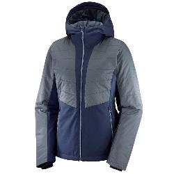 Salomon Stormfluff Womens Insulated Ski Jacket 2020