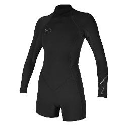 O'Neill Bahia Spring 2/1 Back Zip Womens Shorty Wetsuit 2020