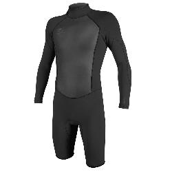 O'Neill Original Long Sleeve 2MM Back Zip Spring Shorty Wetsuit 2020